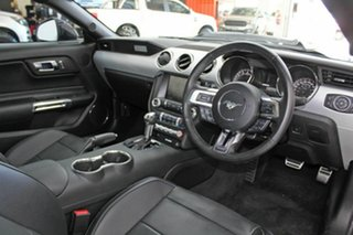 2016 Ford Mustang FM Fastback GT 5.0 V8 Black 6 Speed Automatic Coupe