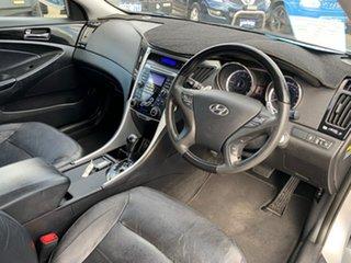 2010 Hyundai i45 YF Premium Silver 6 Speed Automatic Sedan