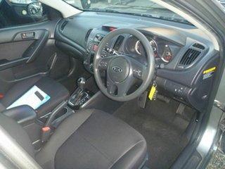 2012 Kia Cerato TD MY12 SI Silver 6 Speed Sports Automatic Sedan.
