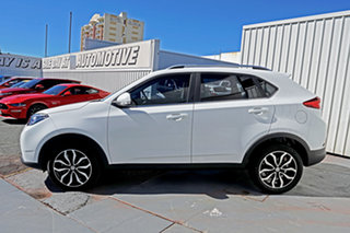 2018 MG GS SAS2 MY17.5 Excite DCT 2WD White 7 Speed Sports Automatic Dual Clutch Wagon
