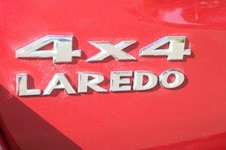 2011 Jeep Grand Cherokee WK Laredo (4x4) Red 5 Speed Automatic Wagon