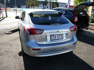 2009 Mitsubishi Lancer RX Silver 4 Speed Auto Active Select Hatchback
