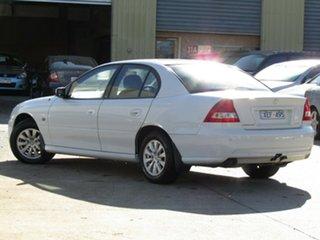 2006 Holden Commodore VZ MY06 Acclaim Alaska White 4 Speed Automatic Sedan
