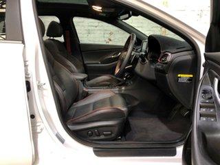 2017 Hyundai i30 PD MY18 SR D-CT Premium White 7 Speed Sports Automatic Dual Clutch Hatchback