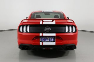 2019 Ford Mustang FN Fastback GT 5.0 V8 Red 6 Speed Manual Coupe