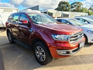 2018 Ford Everest UA 2018.00MY Trend Red 6 Speed Sports Automatic SUV.