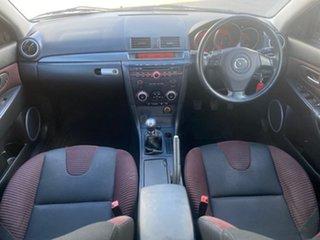 2005 Mazda 3 BK SP23 Grey 5 Speed Manual Sedan