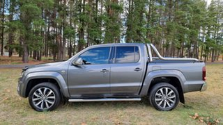 2018 Volkswagen Amarok 2H MY18 TDI580 4MOTION Perm Ultimate Grey 8 Speed Automatic Utility