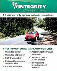 2012 Ford Territory SZ Titanium Seq Sport Shift Winter White 6 Speed Sports Automatic Wagon