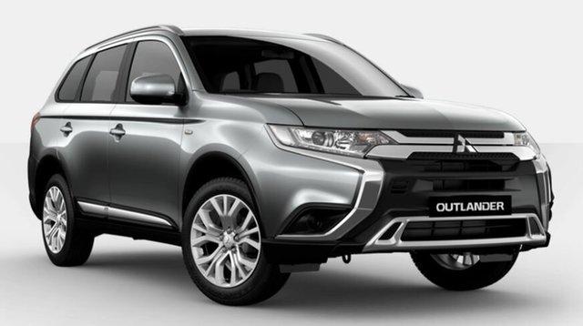 New Mitsubishi Outlander ZL MY21 ES 2WD Atherton, 2021 Mitsubishi Outlander ZL MY21 ES 2WD Silver 6 Speed Constant Variable Wagon
