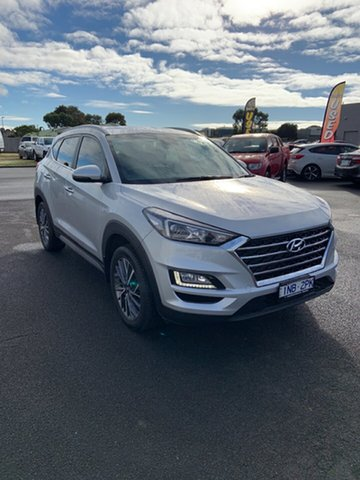 Used Hyundai Tucson TL3 MY19 Elite 2WD Warrnambool East, 2018 Hyundai Tucson TL3 MY19 Elite 2WD Silver 6 Speed Automatic Wagon