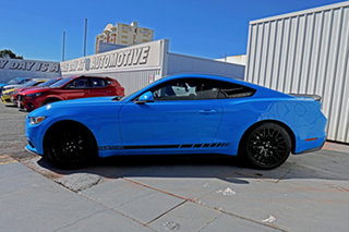 2016 Ford Mustang FM 2017MY Fastback Blue 6 Speed Manual Fastback