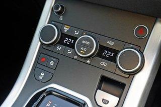 2017 Land Rover Range Rover Evoque L538 MY18 SE White 9 Speed Sports Automatic Wagon