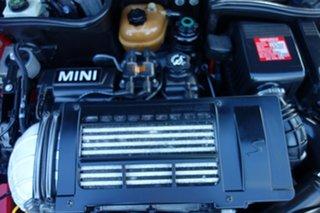 2002 Mini Hatch R53 Cooper S Red 6 Speed Manual Hatchback