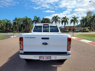 2021 Ford Ranger PX MkIII 2021.25MY XL Arctic White 6 Speed Sports Automatic Double Cab Pick Up