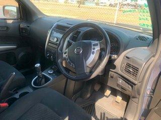 2012 Nissan X-Trail ST Blue 6 Speed Manual Wagon