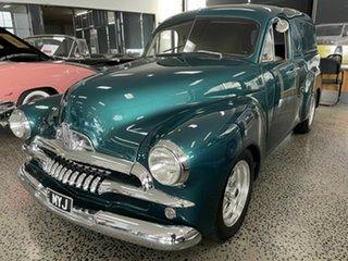 1956 Holden FJ Panel Van Green Panel Van.