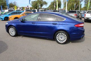 2016 Ford Mondeo MD Trend Blue 6 Speed Sports Automatic Hatchback