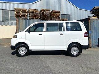 2013 Suzuki APV White 5 Speed Manual Van