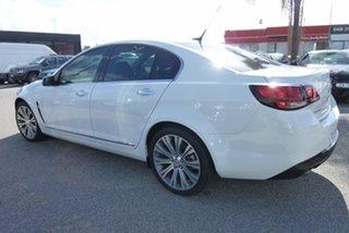 2014 Holden Calais VF MY15 V White 6 Speed Sports Automatic Sedan