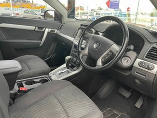 2012 Holden Captiva CG MY12 7 SX (FWD) Red 6 Speed Automatic Wagon