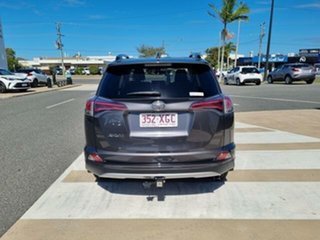 2017 Toyota RAV4 ZSA42R GXL 2WD Graphite 7 Speed Constant Variable Wagon.