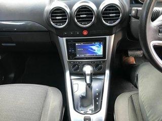 2012 Holden Captiva CG Series II 5 (4x4) Silver 6 Speed Automatic Wagon