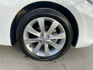 2018 Hyundai Accent RB6 MY19 Sport Chalk White 6 Speed Sports Automatic Hatchback.