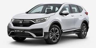 2021 Honda CR-V RW MY21 VTi FWD X White 1 Speed Constant Variable Wagon