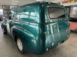 1956 Holden FJ Panel Van Green Panel Van