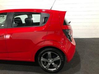 2016 Holden Barina TM MY16 CD Blaze Red 6 Speed Automatic Hatchback