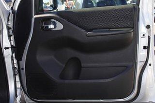2011 Nissan Navara D40 S5 MY12 ST-X Silver 7 Speed Sports Automatic Utility