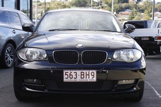 2009 BMW 125i E82 125i Black 6 Speed Automatic Coupe.