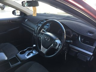 2014 Toyota Camry ASV50R RZ Red Sports Automatic