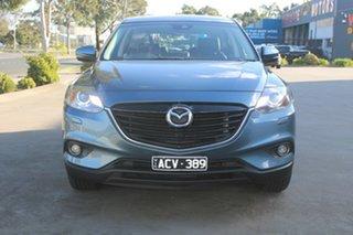 2014 Mazda CX-9 MY14 Luxury 6 Speed Auto Activematic Wagon.