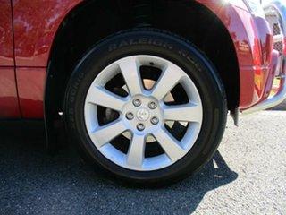 2008 Suzuki Grand Vitara JB MY09 Prestige Red 4 Speed Automatic Wagon
