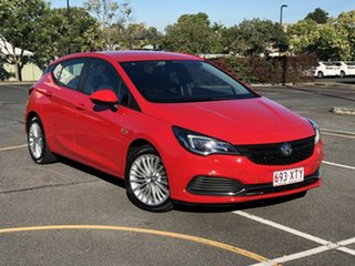 2017 Holden Astra BK MY17 R Red 6 Speed Sports Automatic Hatchback.