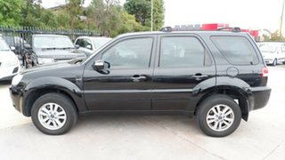2012 Ford Escape ZD MY10 Black 4 Speed Automatic SUV