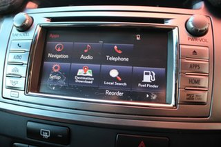 2013 Toyota Hilux KUN26R MY14 SR5 Double Cab Glacier White 5 Speed Manual Utility