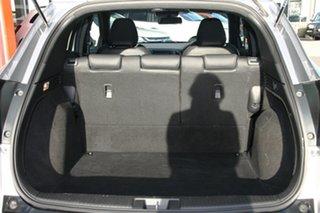2018 Honda HR-V MY18 RS Silver 1 Speed Constant Variable Hatchback