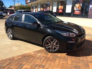 2021 Kia Cerato BD MY21 Sport+ Aurora Black 6 Speed Sports Automatic Hatchback.