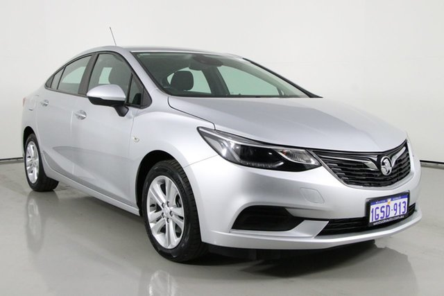 Used Holden Astra BL MY18 LS Bentley, 2018 Holden Astra BL MY18 LS Silver 6 Speed Automatic Sedan