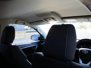 2016 Toyota Fortuner GUN156R GXL Nebula Blue 6 Speed Automatic Wagon