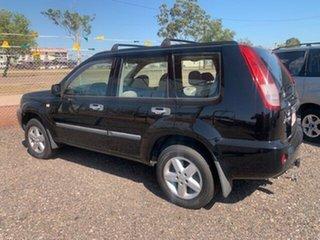 2006 Nissan X-Trail ST Black 5 Speed Manual Wagon