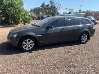 2010 Holden Commodore VE Omega Grey 4 Speed Auto Active Select Wagon