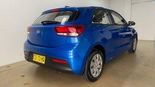 2020 Kia Rio YB MY20 S Blue 6 Speed Manual Hatchback.