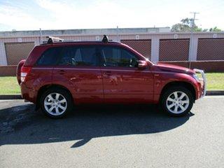 2008 Suzuki Grand Vitara JB MY09 Prestige Red 4 Speed Automatic Wagon.
