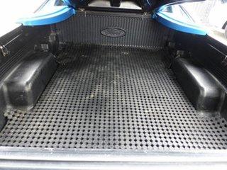 2010 Ford Falcon FG XR6 Turbo Ute Super Cab 50th Anniversary Blue 6 Speed Sports Automatic Utility