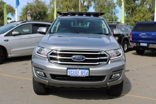 2019 Ford Everest UA II 2020.25MY Trend Silver 10 Speed Sports Automatic SUV.