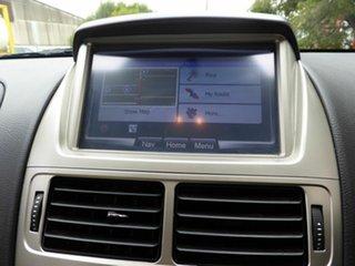 2013 Ford Falcon FG MkII G6E EcoLPi Black 6 Speed Sports Automatic Sedan